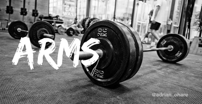 Trainig : Arms