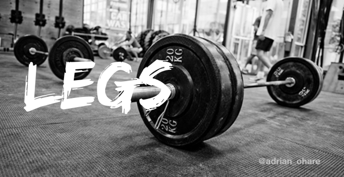 Training: Legs